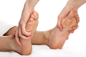 foot pain edmonton